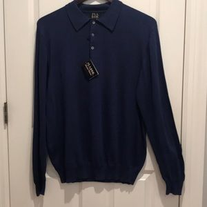 Other - Jos A Bank.   Men's silk knit sweater